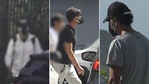 """La televisión brasileña encontró a Juan Darthés: """"No hice nada de lo que me acusan, soy inocente"""""""