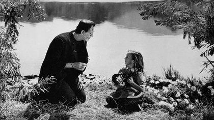 Frankenstein y María