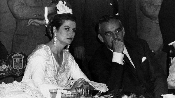 Los príncipes de Mónaco tuvieron 26 años de matrimonio, hasta el trágico final de la princesa el 14 de septiembre de 1982