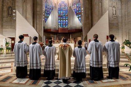 Legionarios de Cristo (Foto: Facebook@Legionarios de Cristo)