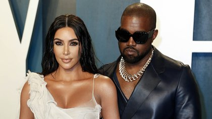 El matrimonio entre Kardashian y West parece estar cada vez en más problemas (Foto: EFE/EPA/RINGO CHIU)