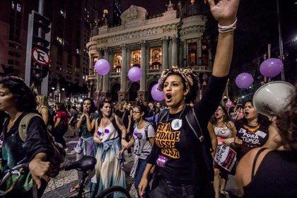 Marielle Franco era también una activista por los derechos de las mujeres