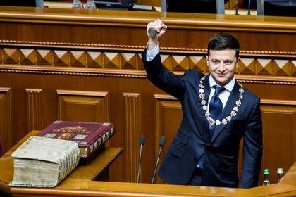 (Vladyslav Musiienko/Servicio gubernamental de prensa de Ucrania, vía Reuter                          fairys)