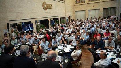 Representantes de los pequeños y medianos productores de todo el país, participaron esta semana de un plenario en la sede central de CAME.