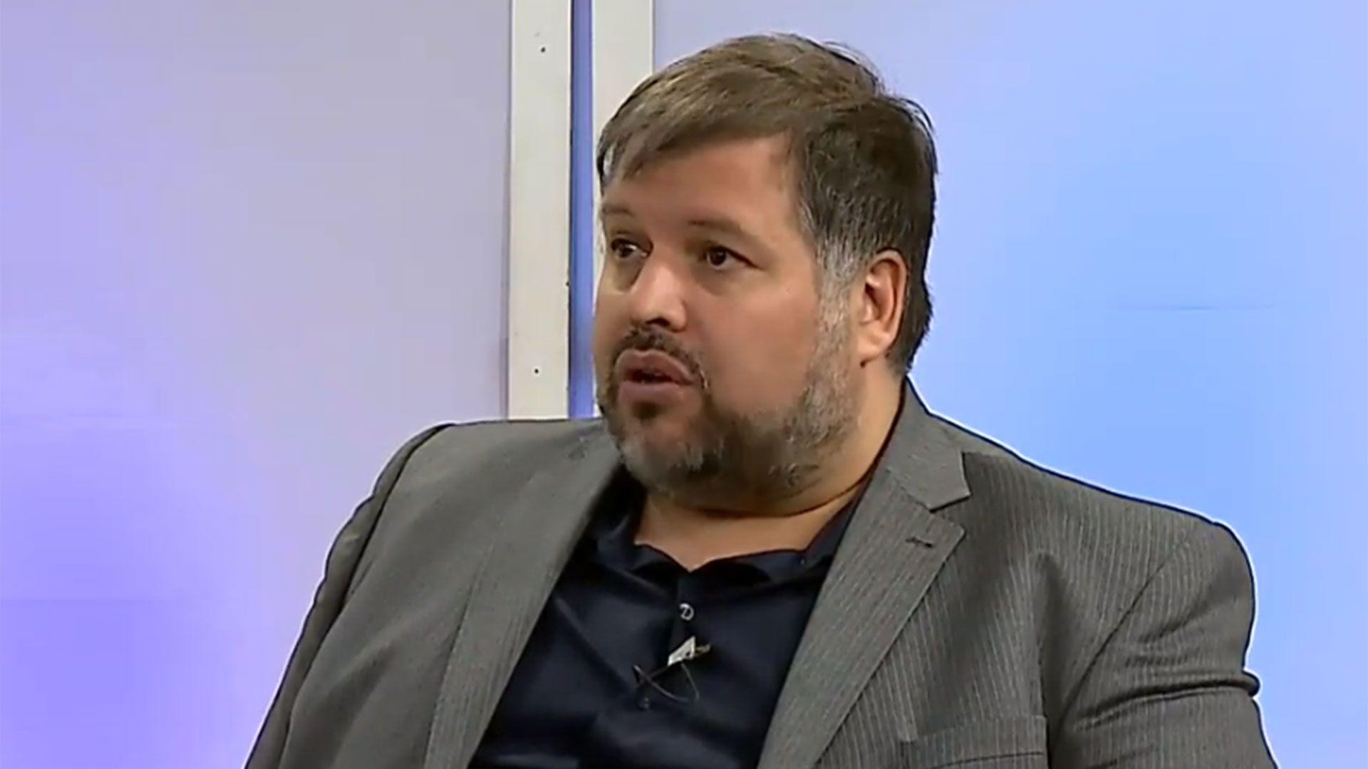 El juez de Garantías de La Plata Juan Pablo Massi.