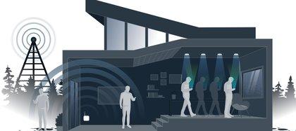 La tecnología Li-Fi promete llevar a la red global un paso más adelante