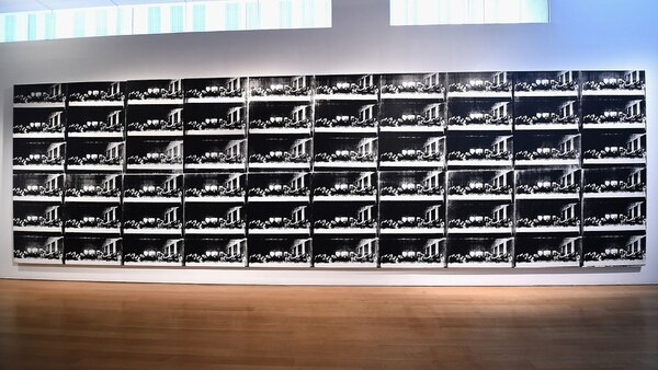 Sixty Last Suppers, de Andy Warhol