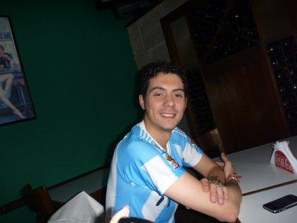 Se recibió de licenciado en marketing y estaba a punto de instalarse en Buenos Aires para comenzar su carrera profesional