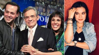 En sus últimos años, José José fue llevado a Miami por su hija menor Sarita, quien no permitía el contacto con sus hermanos mayores, José Joel y Marysol Sosa (Foto: Instagram)