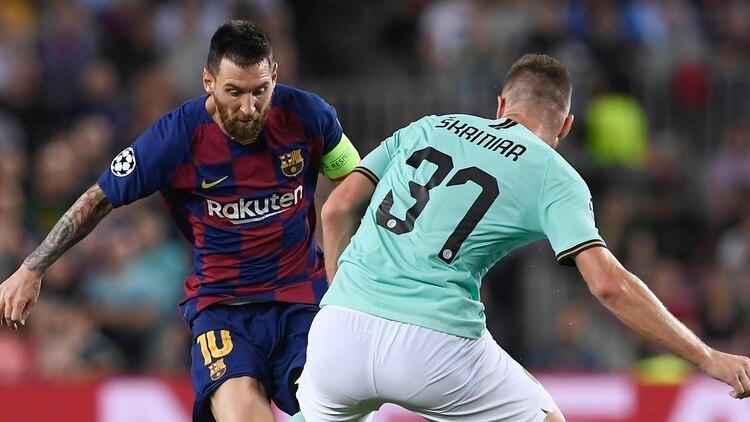 El Barcelona es líder con el Borussia Dortmund en su grupo