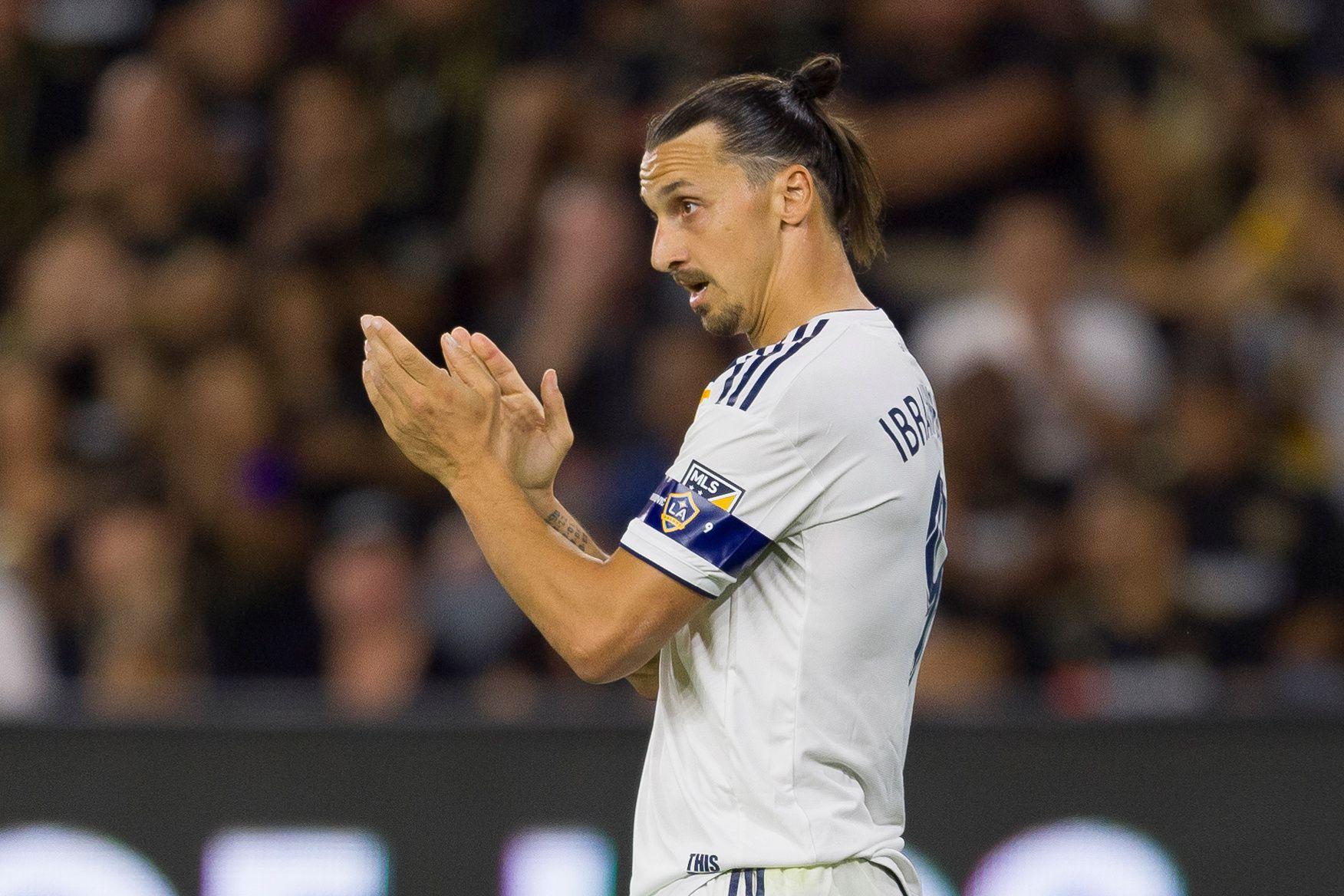 El Galaxy busca una figura para reemplazar a Ibrahimovic, que dejó el club hace unas semanas (Foto: Archivo)