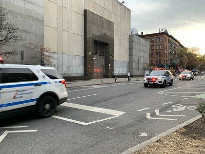 Ningún oficial resultó herido tras la balacera