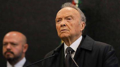 """Según Gertz, el caso Lozoya es """"un símbolo"""" de los esquemas de corrupción que operaron durante el gobierno para el que trabajó, el del expresidente Enrique Peña Nieto (Foto: Cuartoscuro)"""