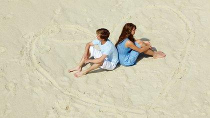 Hay parejas que no reaccionan favorablemente a las vacaciones (Getty)