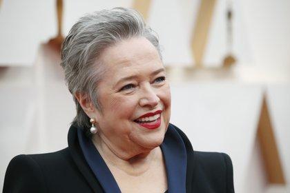 Kathy Bates, en los Oscar (REUTERS/Mike Blake)