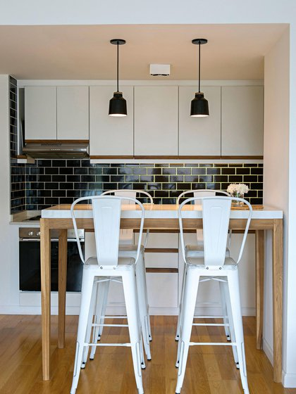 La cocina. (Foto: Axel Indik/Para Ti)