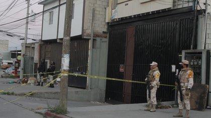 Era una casa habitación frente a las instalaciones de la Guardia Nacional: sorprendente hallazgo de un narcotúnel en Tijuana