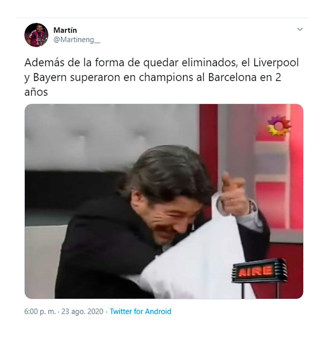 Memes final de la Champions League
