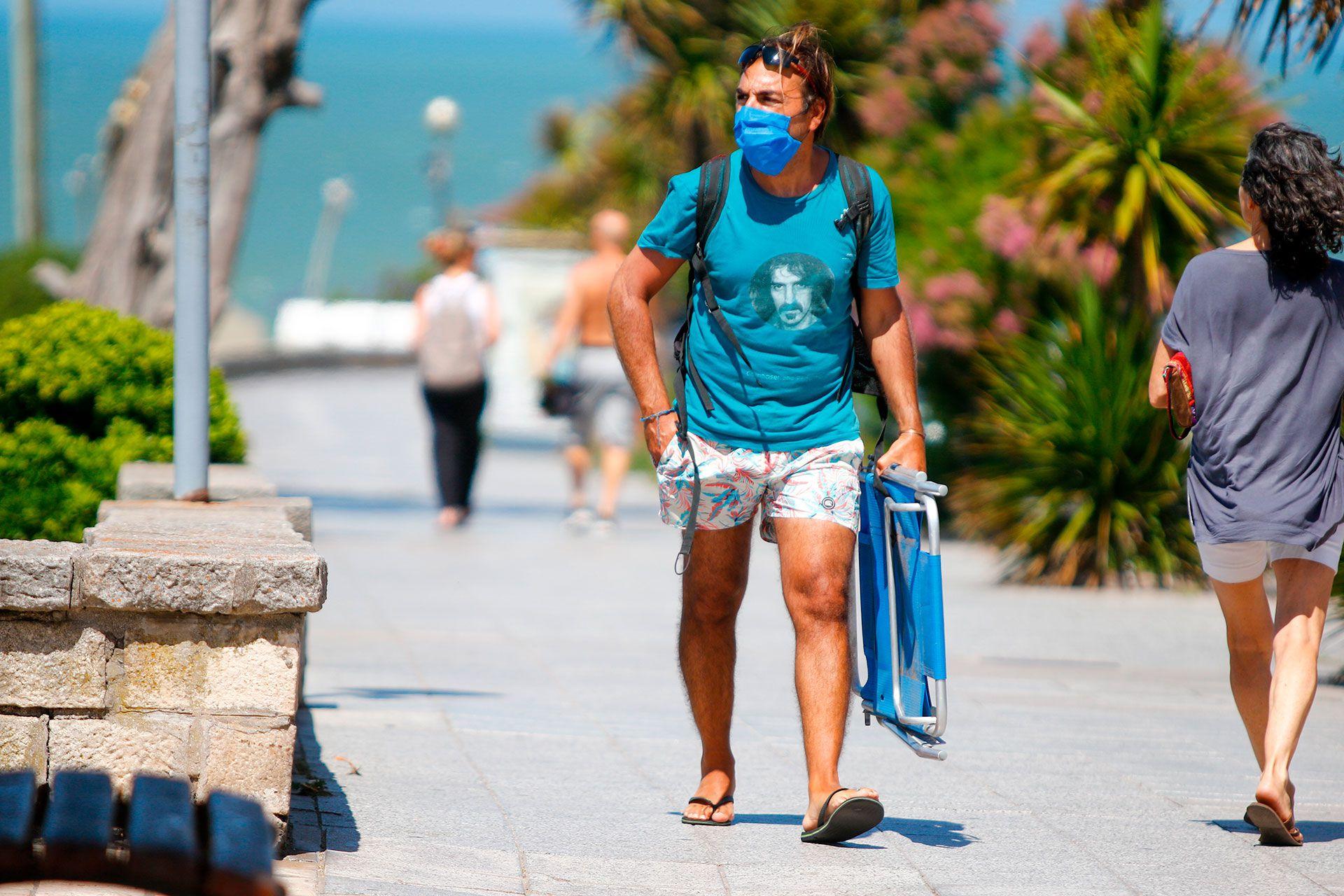 Mar del Plata turismo vacaciones covid coronavirus