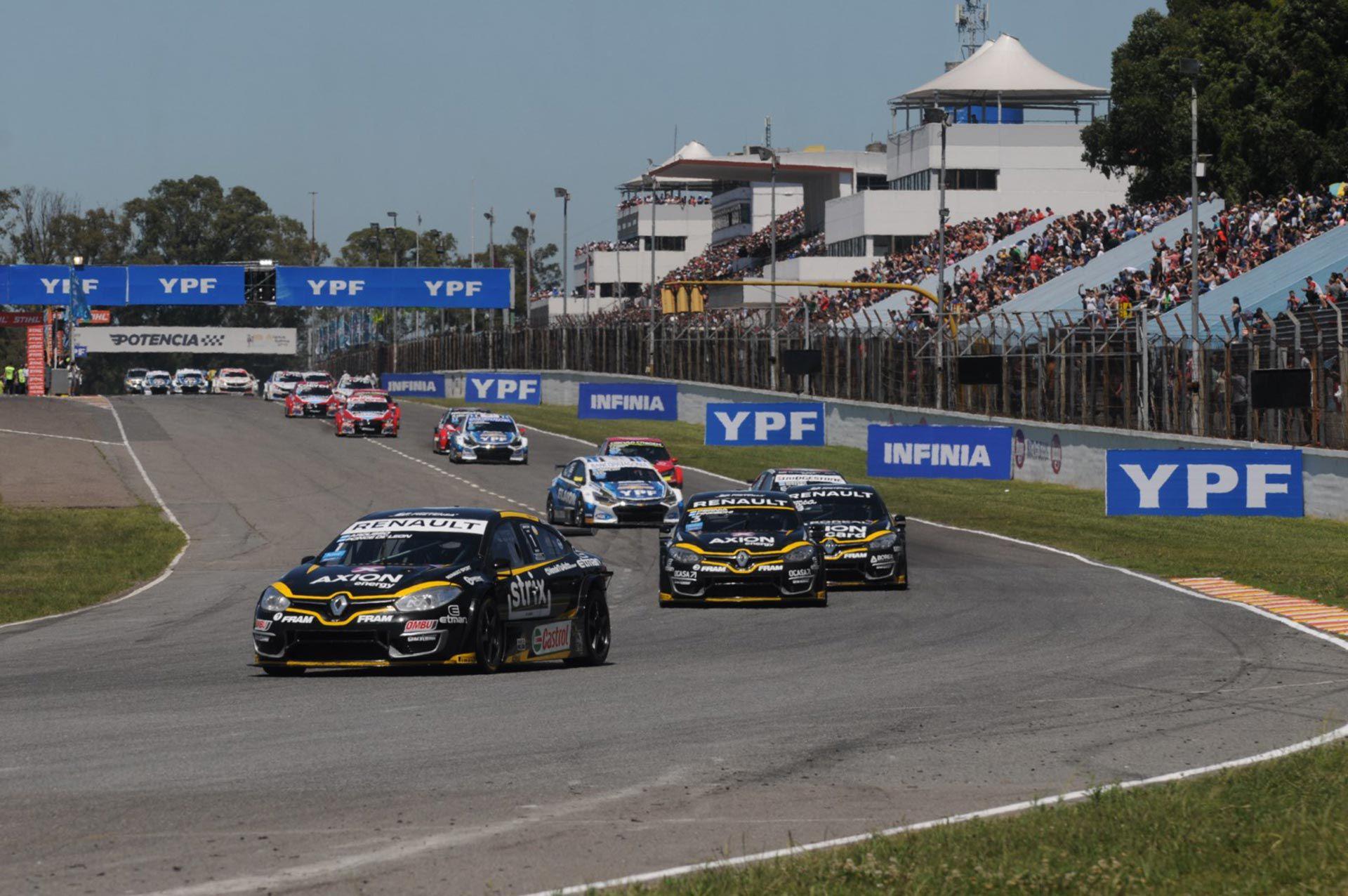 El Súper TC 2000 abriría su temporada 2020/2021 en Buenos Aires (Prensa STC 2000).