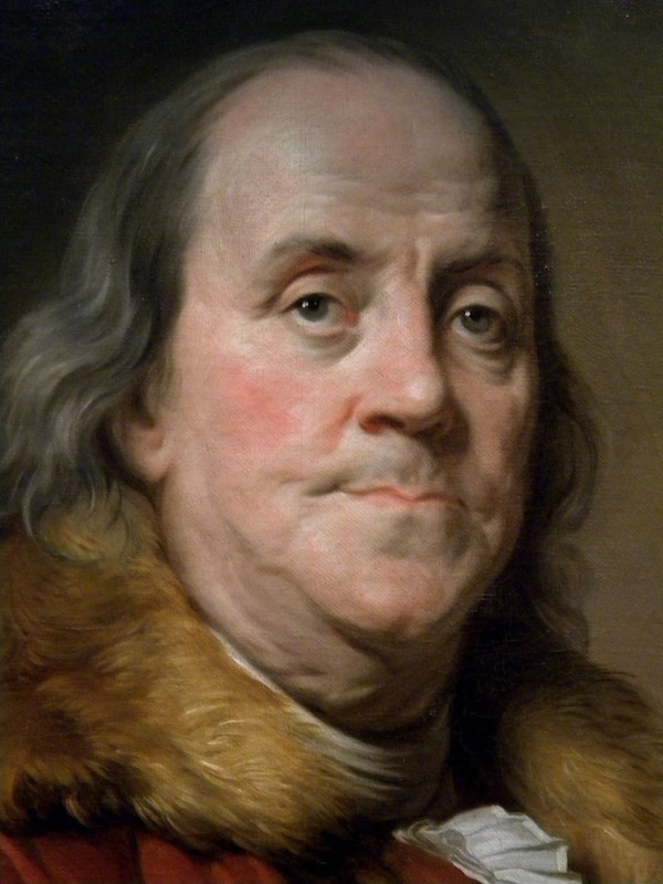 Benjamin Franklin (Flickr)