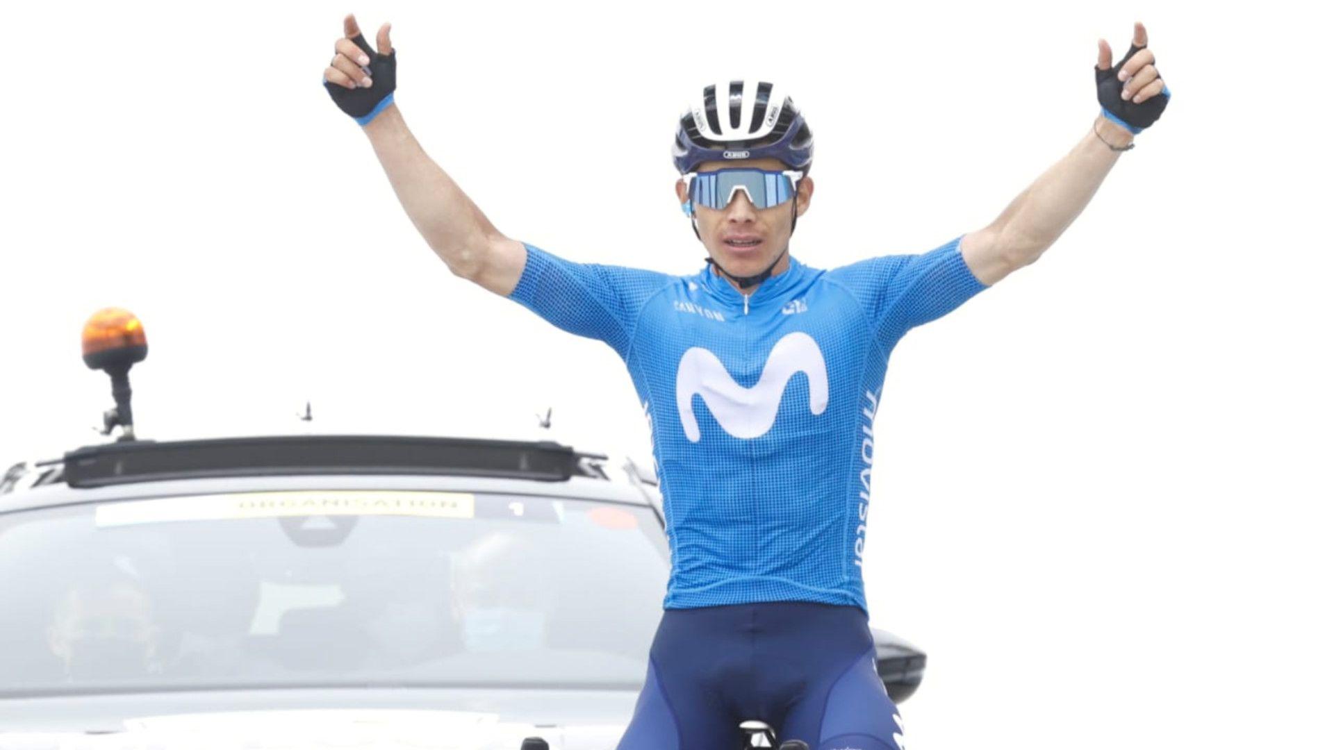 El colombiano continúa con su preparación para el Tour de Francia, máximo objetivo de la temporada. Foto: Fedeciclismo