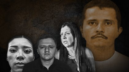 The CJNG leader has formed a criminal network with his family (Fotoarte: Infobae)