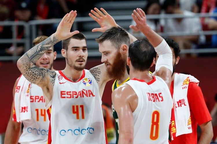 España vuelve a la final del Mundial, mismo logro que consiguió en Japón 2006 (Reuters)