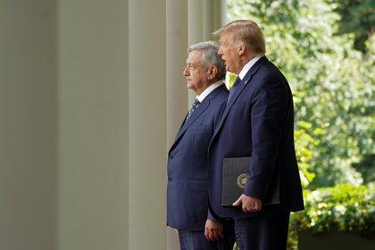 La reunión no fue ni catastrófica ni una victoria para los presidentes, de acuerdo con los analistas (Foto: Kevin Lamarque/ Reuters)