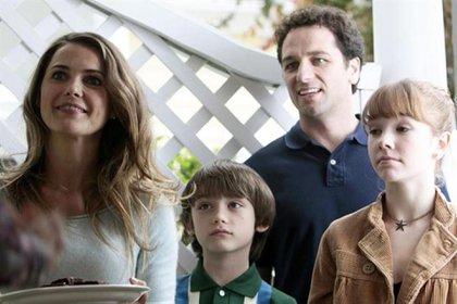 Los Jennings, una típica familia estadounidense (The Americans)