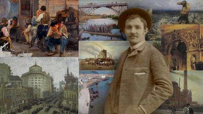 Pío Collivadino, un pintor esencial en la historia argentina