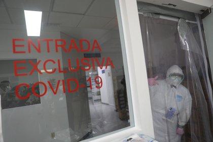 El INER, el Hospital de Nutrición y otros 18 hospitales fueron reconvertidos para atender exclusivamente pacientes de Covid-19.