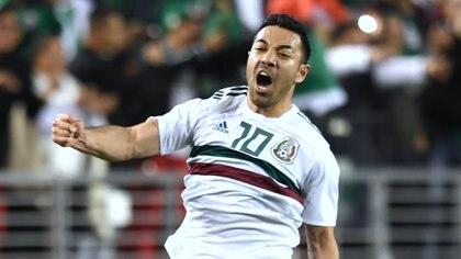 Marco Fabián jugaba en Alemania durante el proceso del colombiano (Foto: AFP)