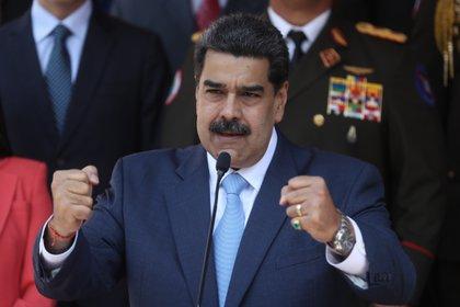 En la imagen el presidente de Venezuela, Nicolás Maduro. EFE/ Miguel Gutiérrez/Archivo