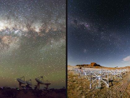Desde hace muchas décadas, el hombre busca en el universo algún rastro de vida inteligente a través de ruidos y señales