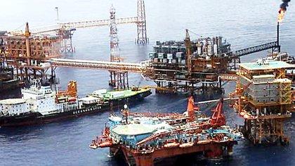 Cantarell es uno de los yacimientos petroleros más grandes y ricos de México. (Fotos cortesía de Pemex)