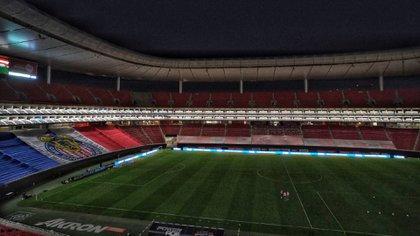 El Estadio Akron recibirá 6,800 aficionados para el partido América contra Chivas (Foto: Chivas)