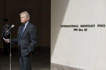 El portavoz del Fondo Monetario Internacional, Jerry Rice, dijo el año pasado que la organización no violó sus leyes fundamentales en el crédito otorgado a Argentina en 2018.