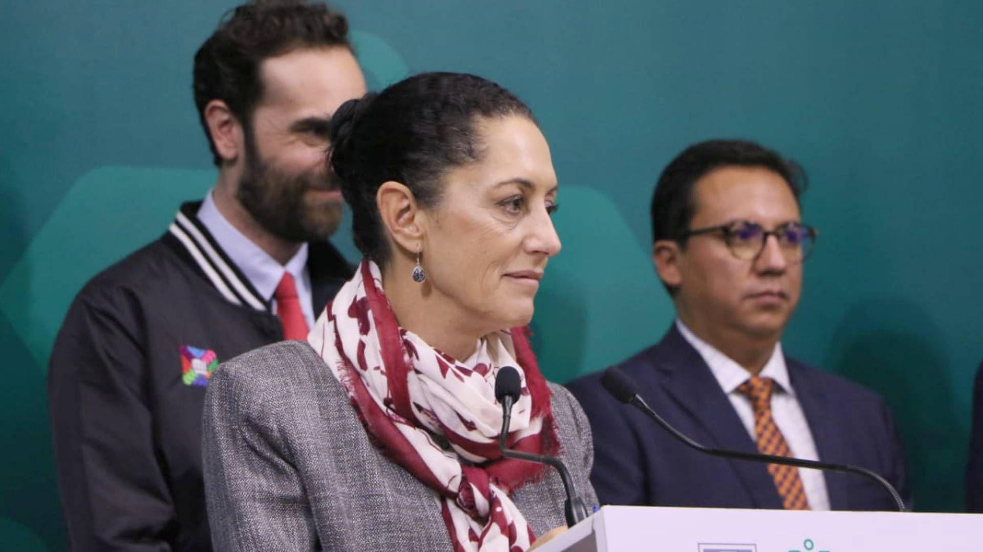 El gobierno de Claudia Sheinbaum invierte en movilidad (Foto: CDMX)