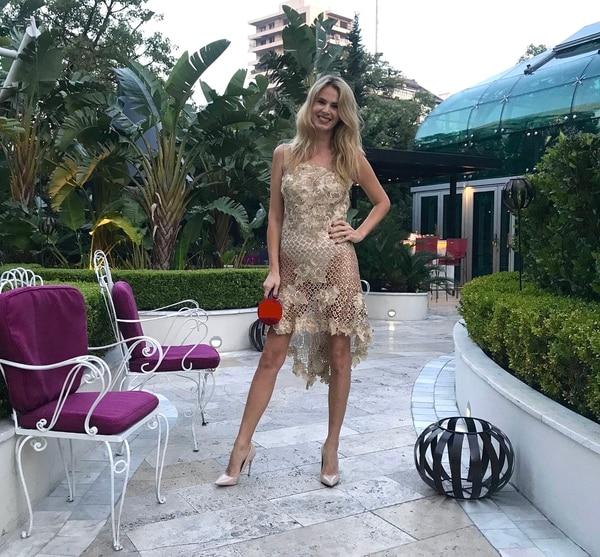 Rocío Vivas por Claudia Arce