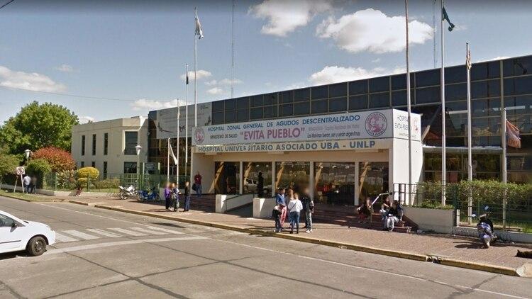 Evita Pueblo, uno de los hospitales públicos de Buenos Aires donde se realizará el estudio.
