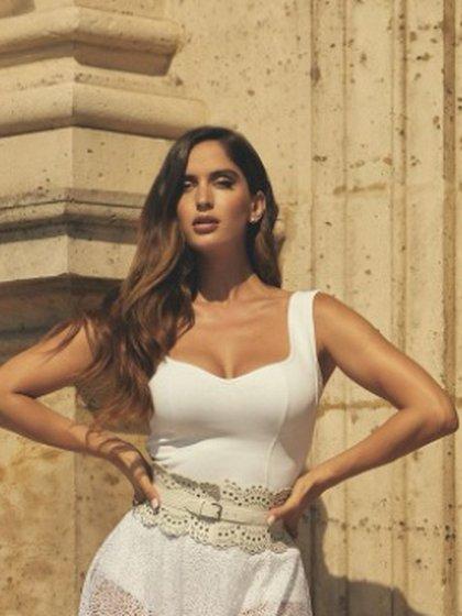 """La modelo norteamericana actualmente promociona su carrera musical como DJ, título que busca ganarse con su más reciente canción """"24/7"""" (Foto: Instagram de Natalia Barulich)"""