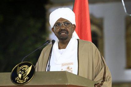 El ex presidente de Sudán Omar Hasán al-Bashir (Mohamed Khidir / ZUMA PRESS)