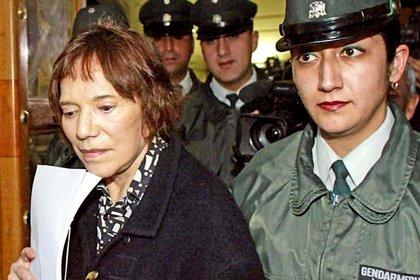 Mariana Callejas, la ex agente de la DINA