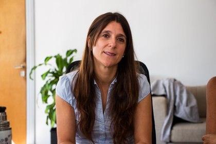 Inés Arrondo, secretaria de Deportes de la Nación