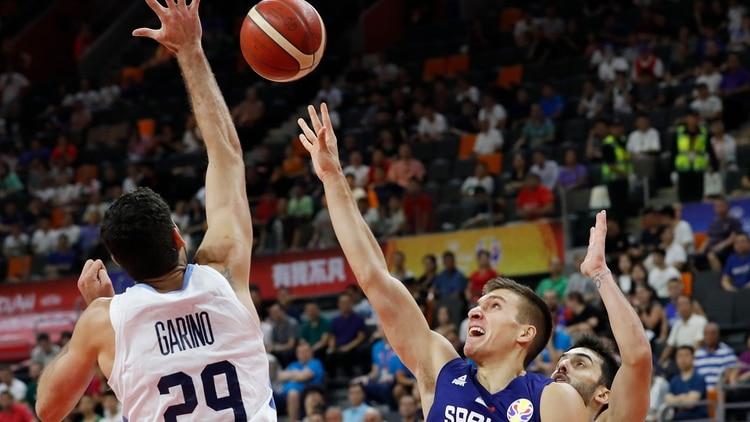 El equipo de Sergio Hernández busca un lugar en las semifinales del Mundial (Reuters)