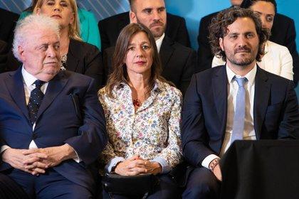 La mirada de la opinión pública sobre Ginés González García había bajado cuando fue desplazado (Franco Fafasuli)
