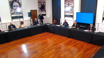 La reunión de esta tarde en Casa Rosada