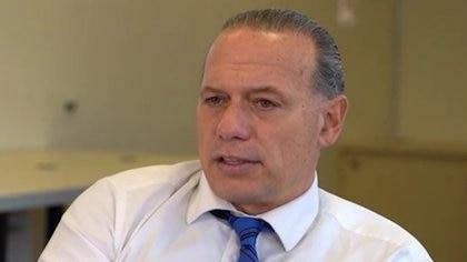 Sergio Berni participó del operativo