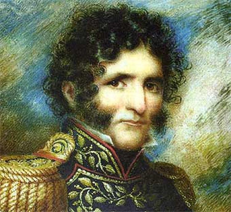 Facundo Quiroga, caudillo federal riojano, fue asesinado en febrero de 1835.